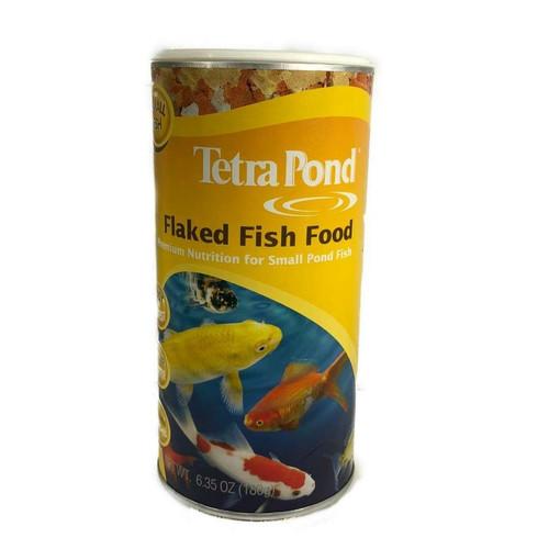 Flaked Fish Food 6.35oz