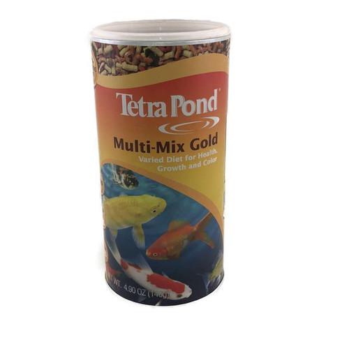 TetraPond Multi-Mix Gold 4.9oz