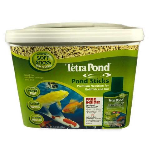 TetraPond Pond Sticks - 1.72lb