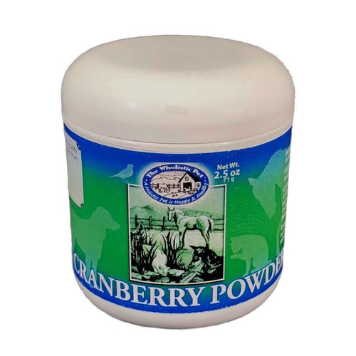 Wholistic Cranberry Powder - 2.5oz