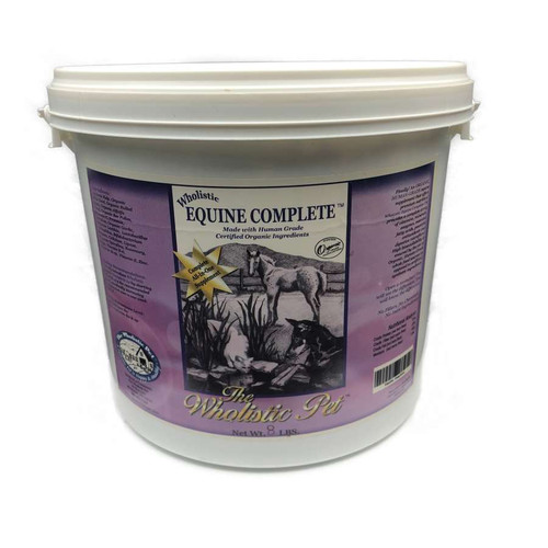 Wholistic Pet Equine Complete - 8lb