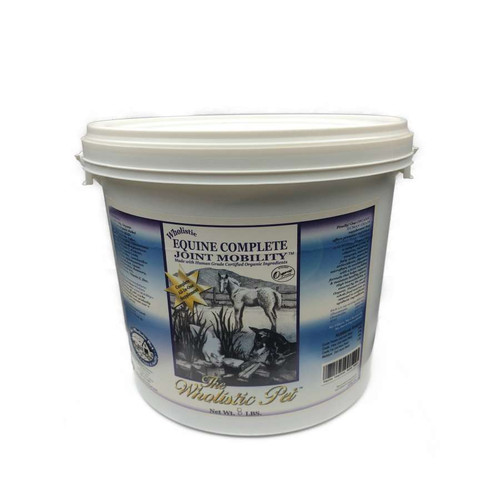 Wholistic Pet Equine Complete Joint Mobility - 8lb