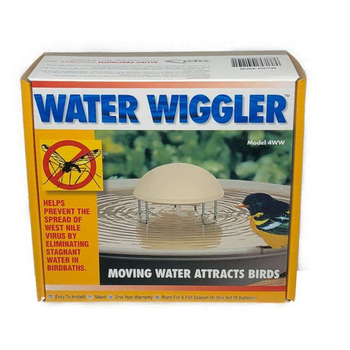Water Wiggler Water Agitator for Bird Baths