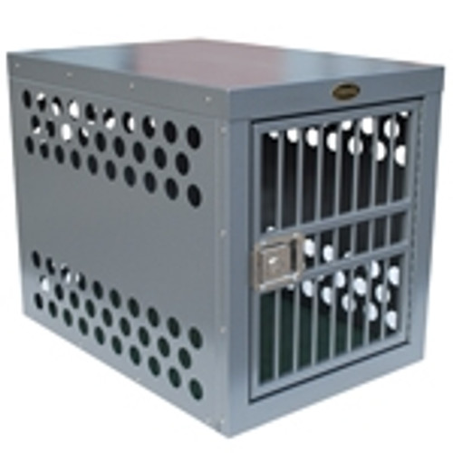 Zinger 300 Deluxe heavy duty aluminum dog crate
