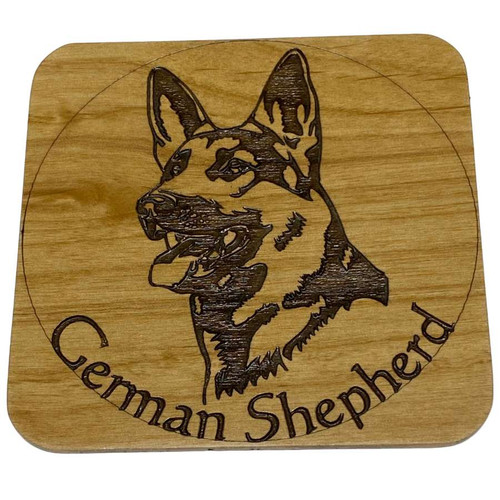 Drink Coasters - German Shepherd