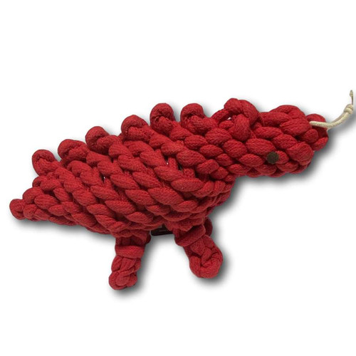 Ropie Dinosaur Crinkle Toy