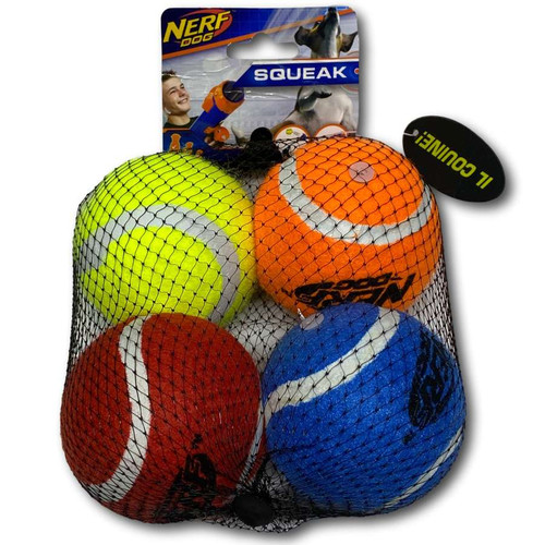 Nerf Tennis Balls (4)