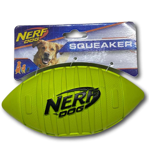 Nerf Football For Dogs