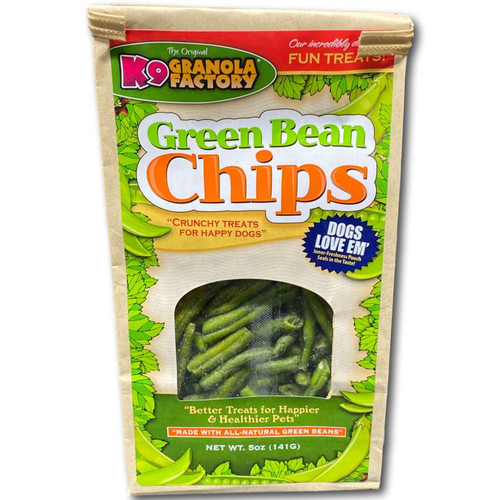 Green Bean Chips - 5oz