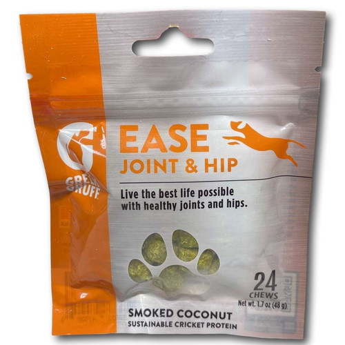 Copy of Green Gruff Ease Hip & Joint Support - 24ct