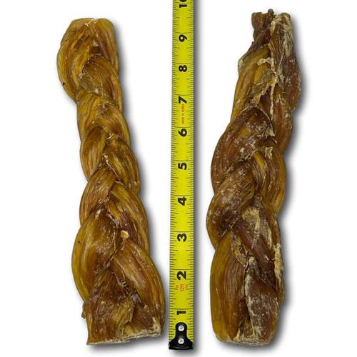 "9"" Braided Paddywack Chew"