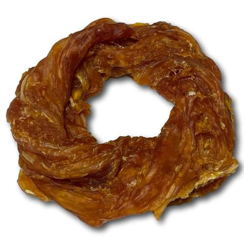 Turkey Tendon Ring Chew - Large