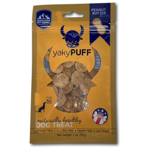 Yaky Puff - Peanut Butter
