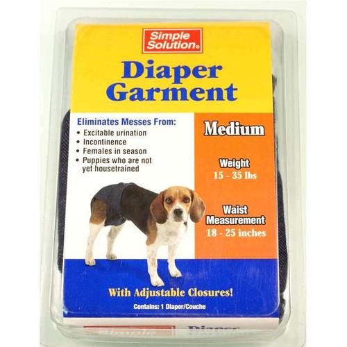 Diaper Garment Medium