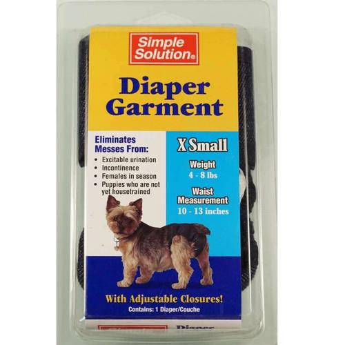 Diaper Garment XS