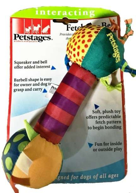 Petstages Fetch Barbell