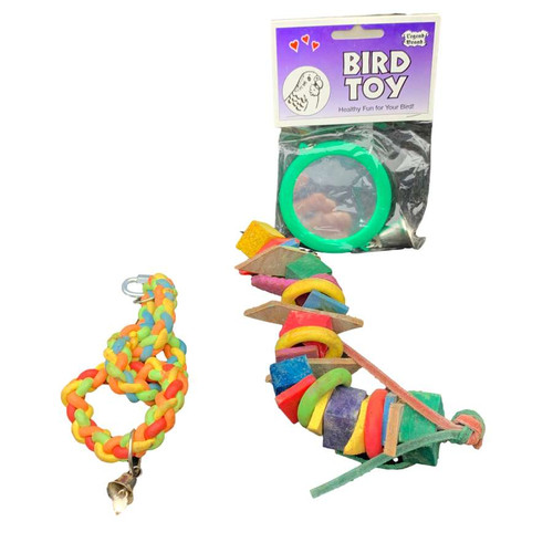 Bird Toy Fun Assortment