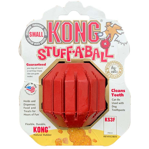 Kong Stuff A Ball Small