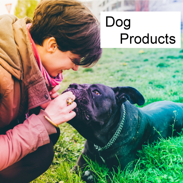 Quality products for your dog