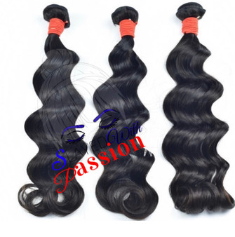 3 bundle deal  Texture: loose wave