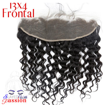 13x4 Frontal Curly
