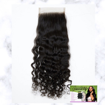Closure Burmese Curly