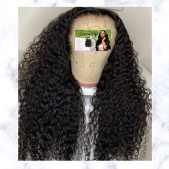 13x6(All Textures) Frontal wigs