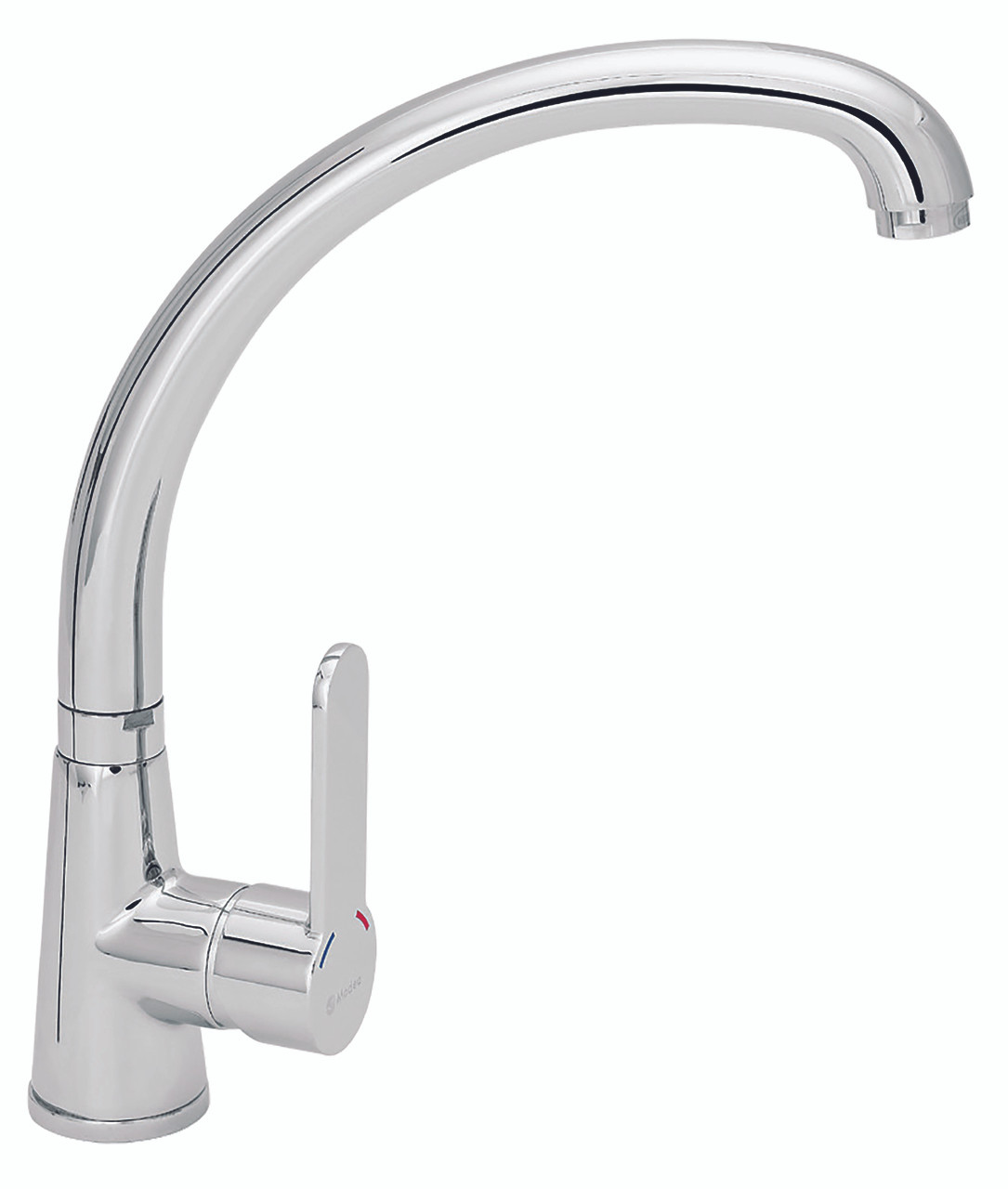 Sink mixer OMEGA Heavy duty, Spout Fuse type
