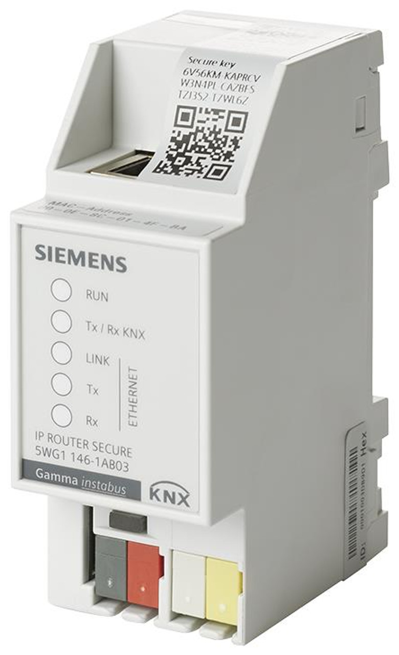 Siemens 5WG1146-1AB02, N 146/03IP-Router Secure