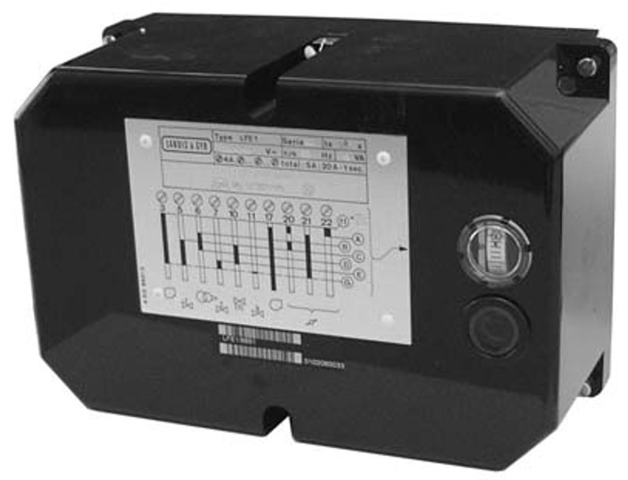 Siemens LFE1/8868 Oil/gas burner control, t1=30s, TSA=2s, t9=2s, AC100...110V/60Hz