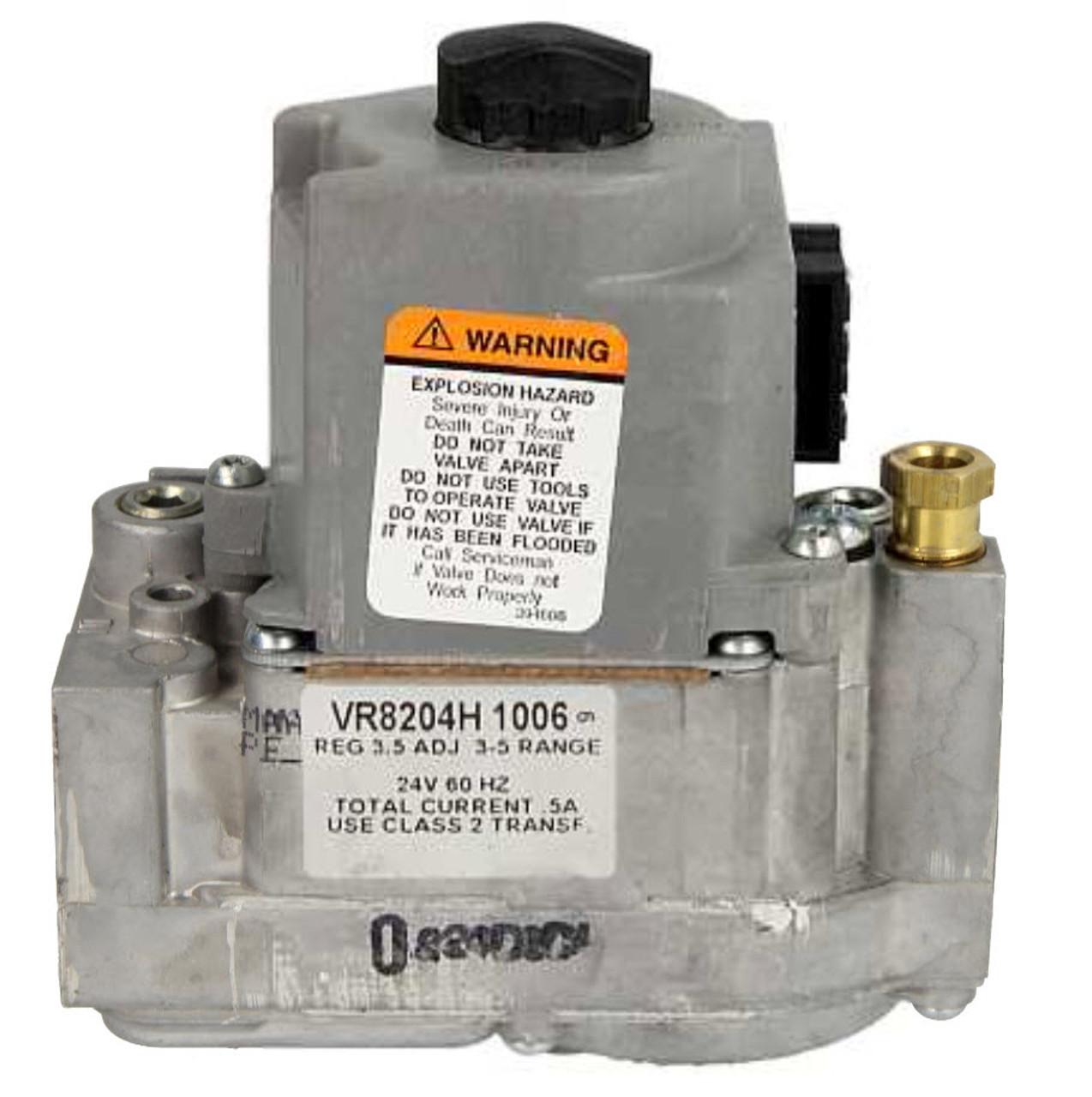 Honeywell VR8204H1006 Combination gas control