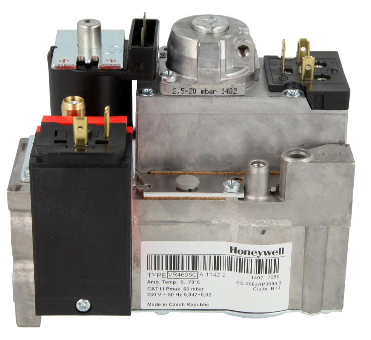 Honeywell gas control block VR4605CA1142U