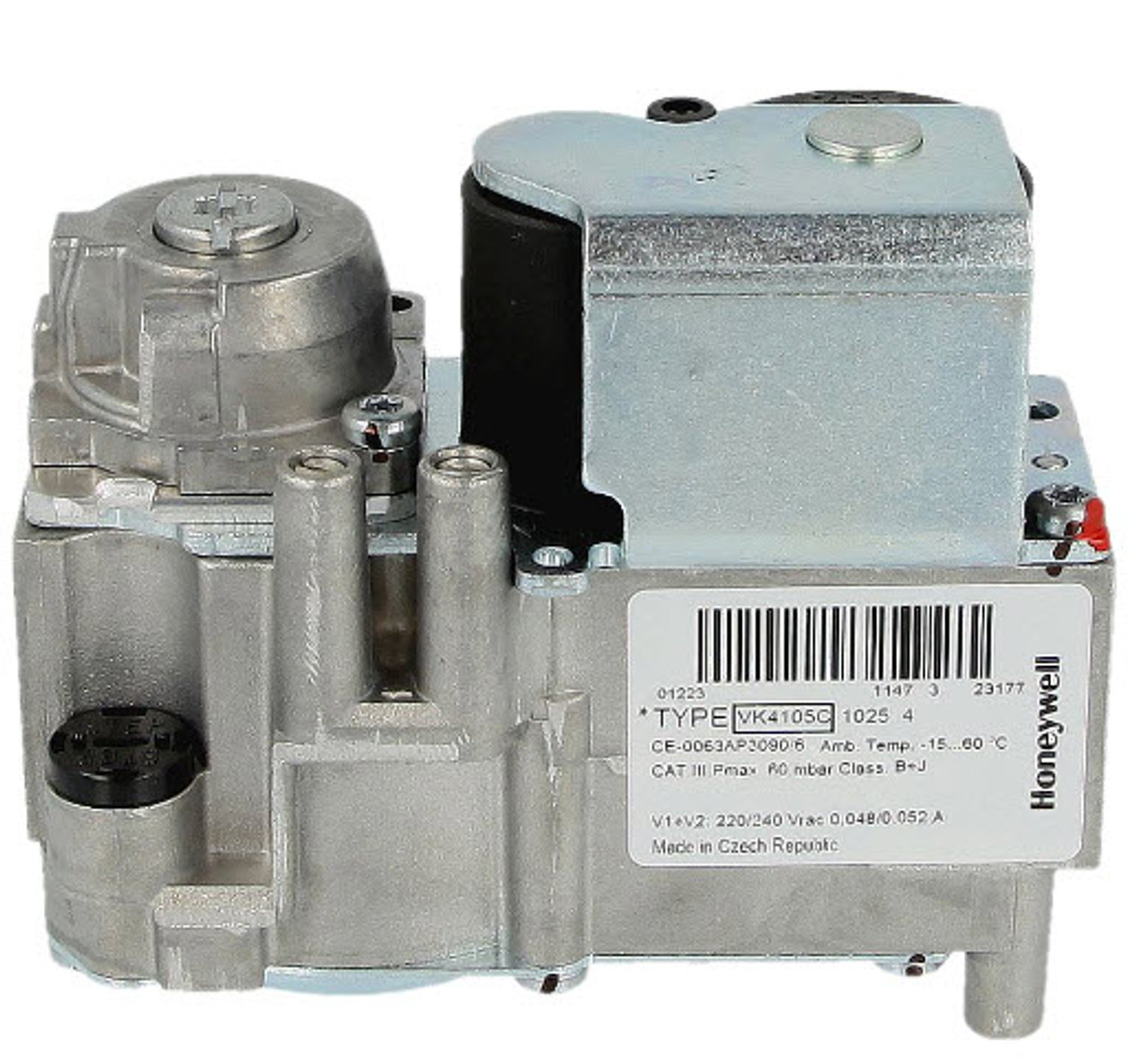 Honeywell VK4105C1025U Gas control block CVI valve