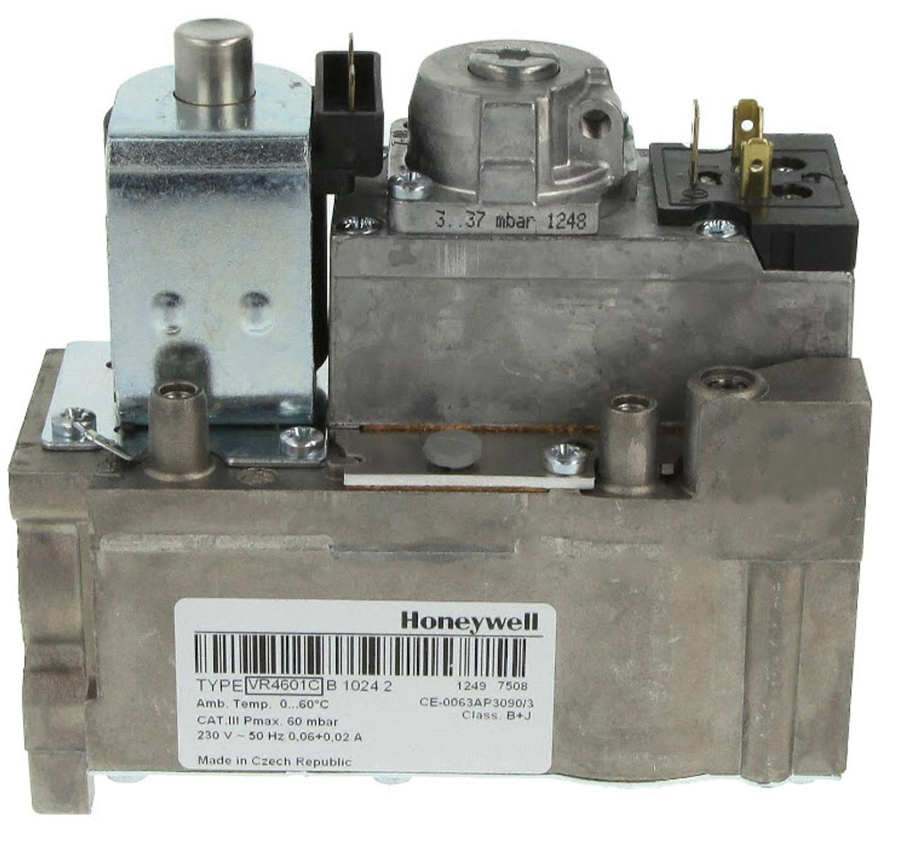 Honeywell VR4601CB1024U gas control block