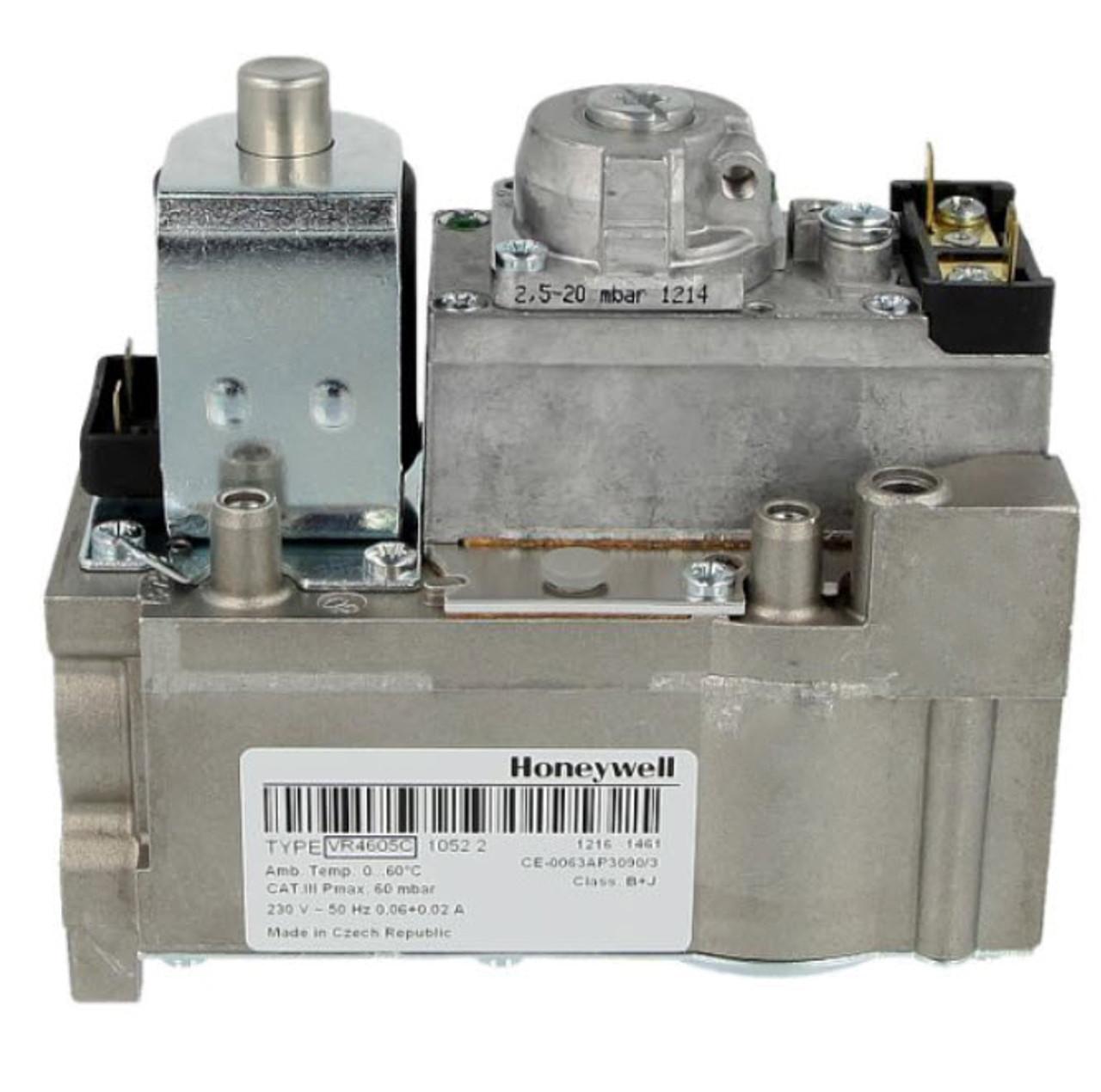 Honeywell VR4605C1052U Gas control block