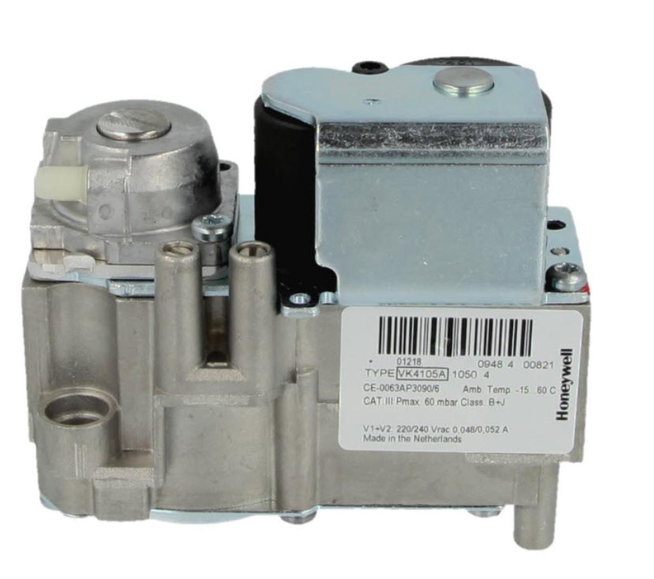 Honeywell VK4105A1050U CVI valve, gas control block