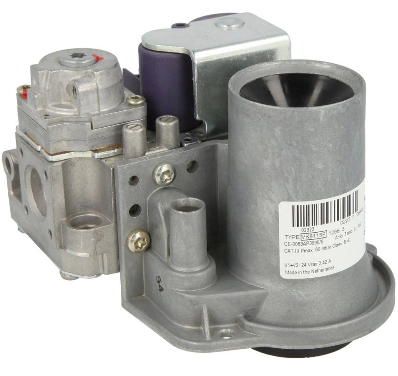 Honeywell VK8115F1266 24V, 50 Hz CVI valve VK8115F1266U