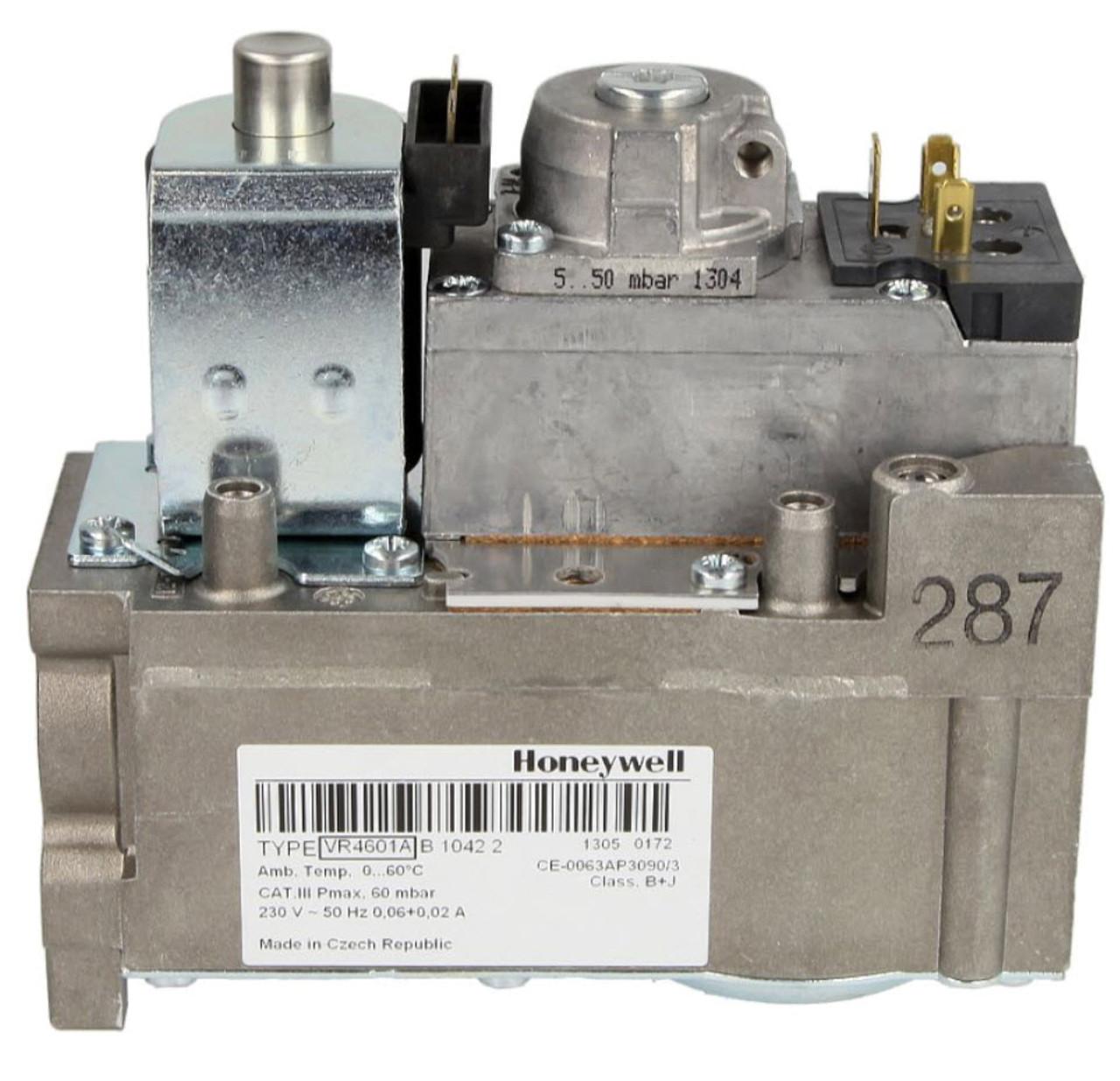 Honeywell Gas control block 240V 50Hz VR4601AB1042U