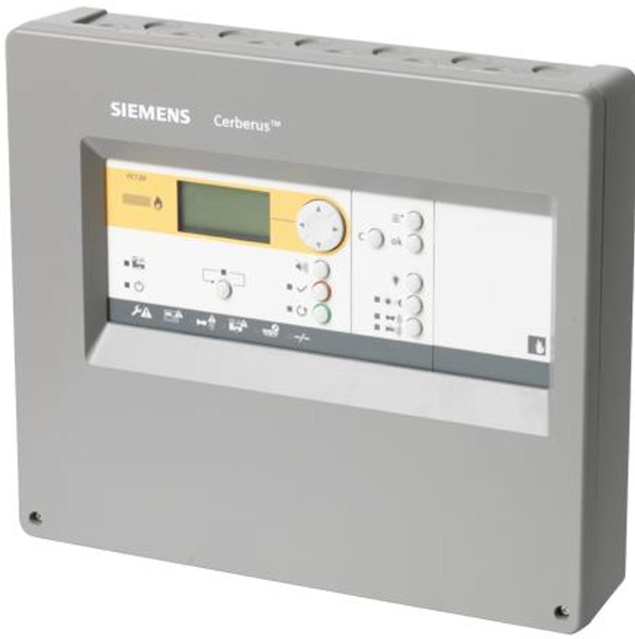 Siemens FC121-ZA, S54400-C131-A1, Fire control panel, 2 zones