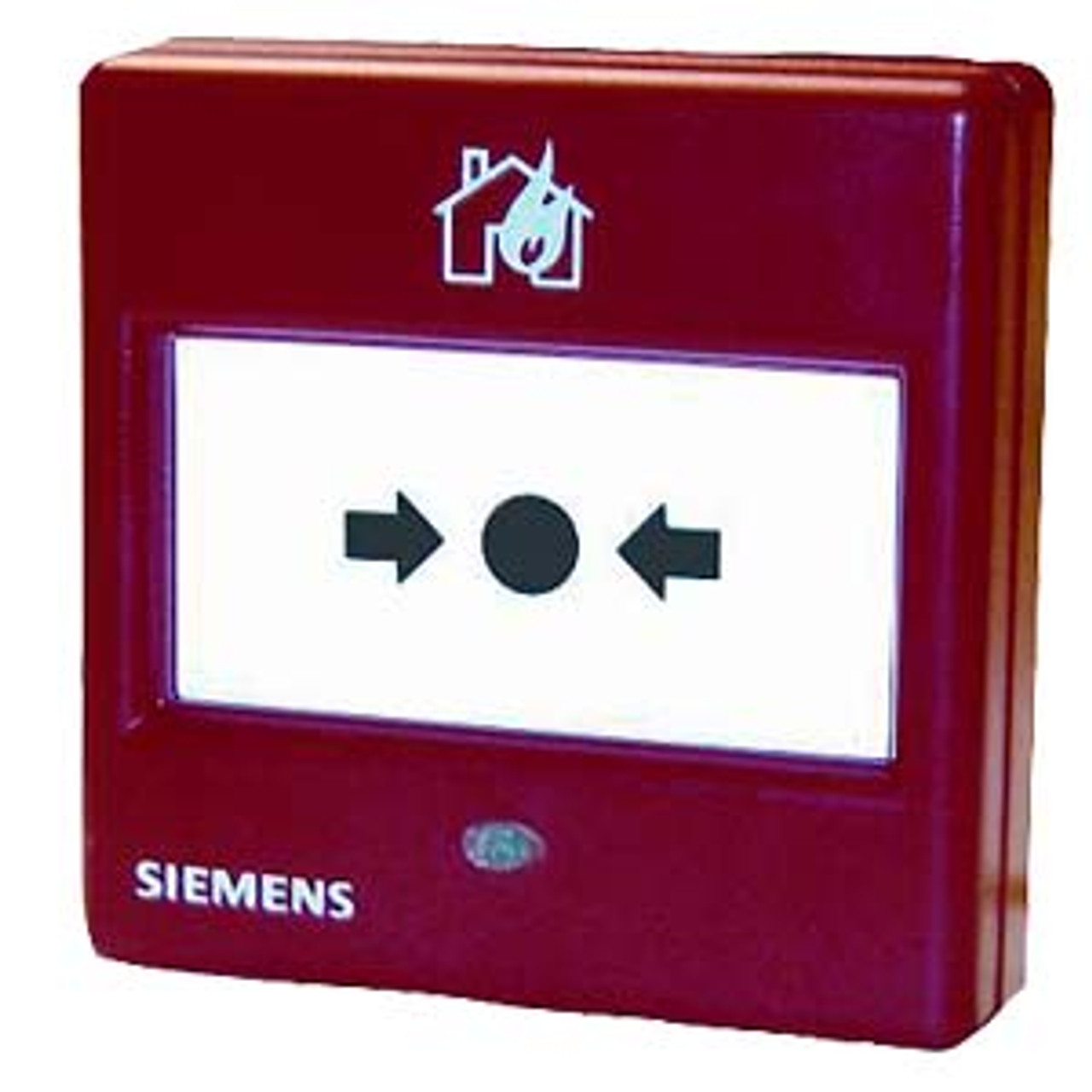 Siemens FDM225-RP, A5Q00012020, Manual call point with resettable plastic element