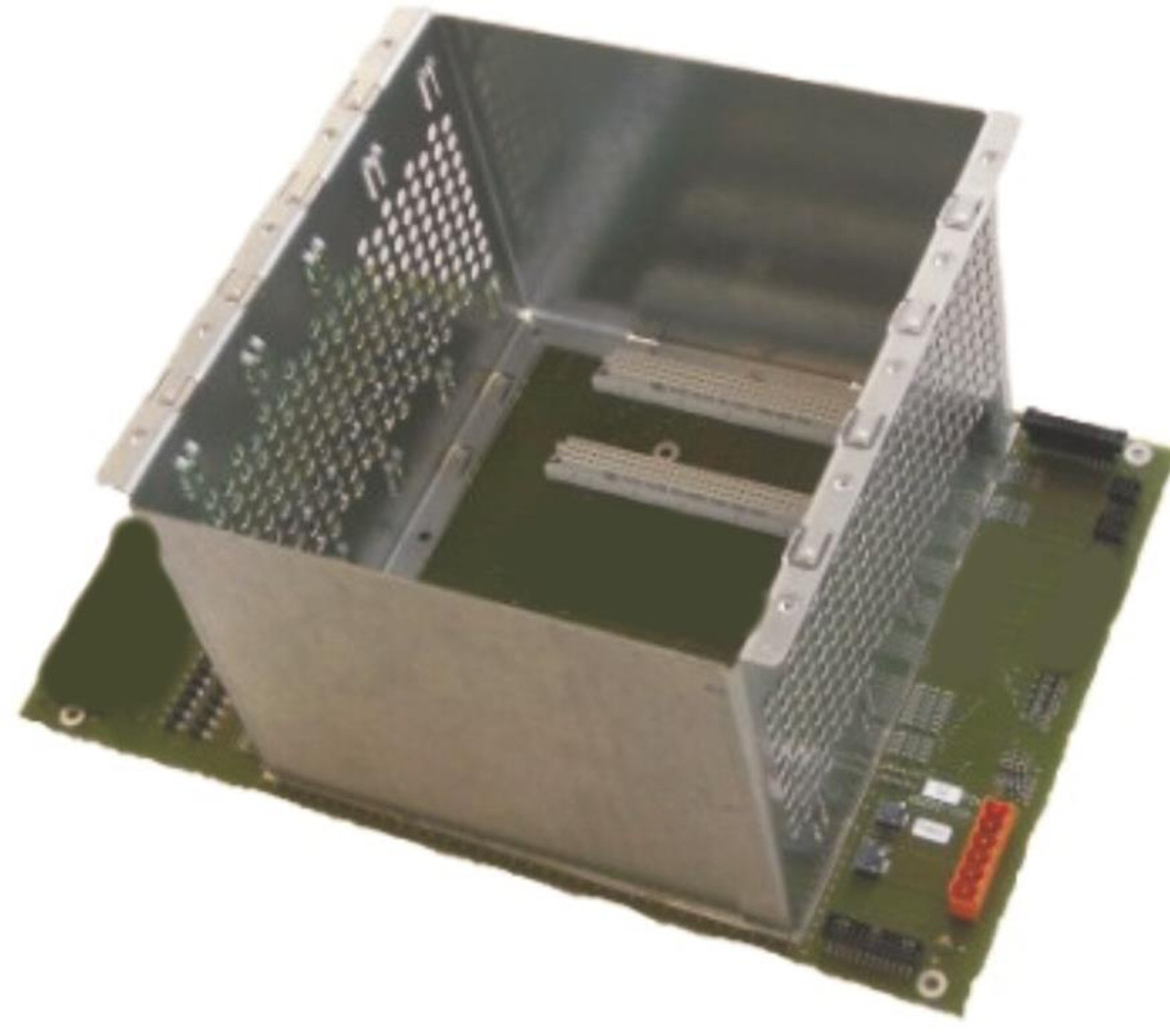 Siemens FCA2007-A1, S54400-B38-A1, Card cage (2 slots), Use only as a repair part.