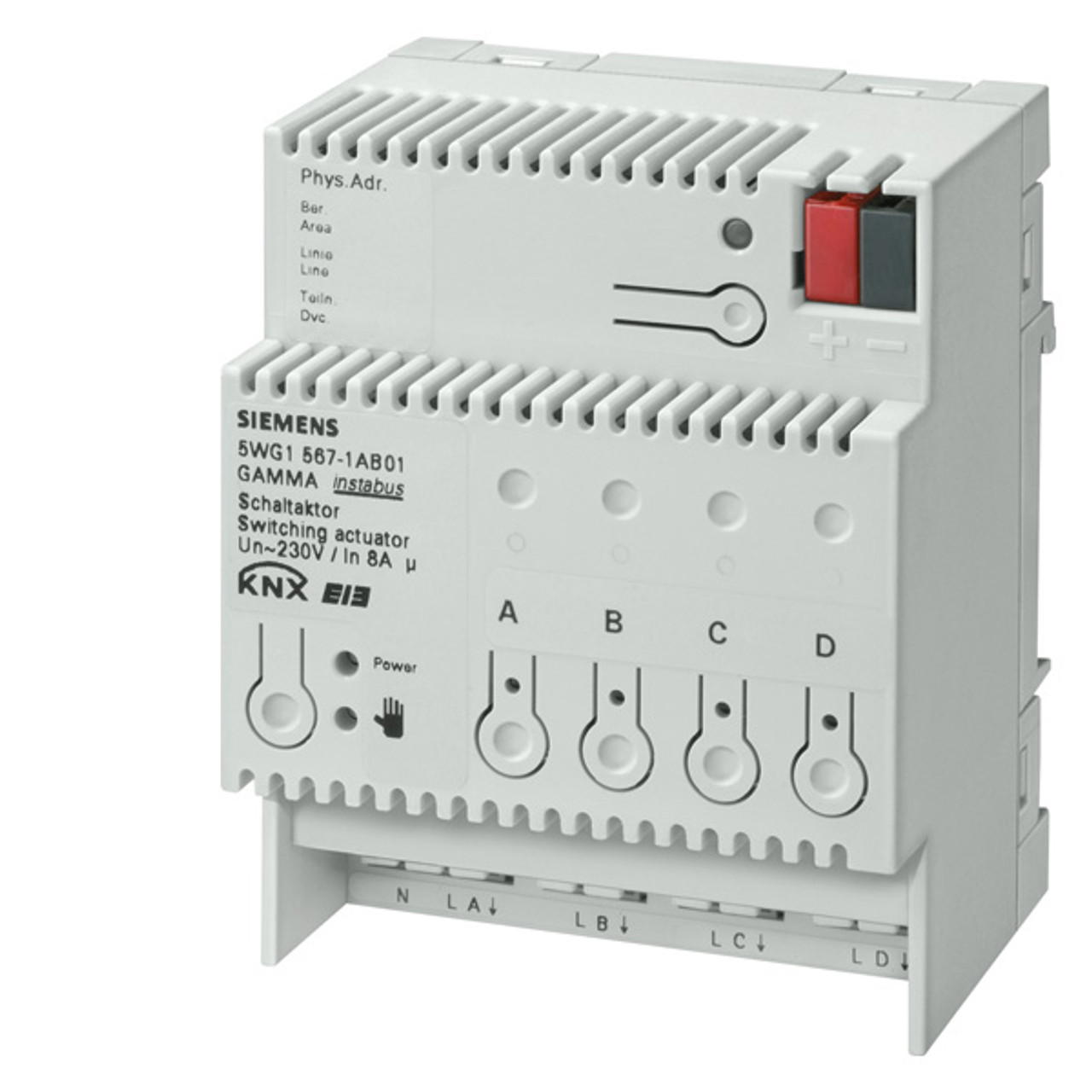 Siemens 5WG1567-1AB01