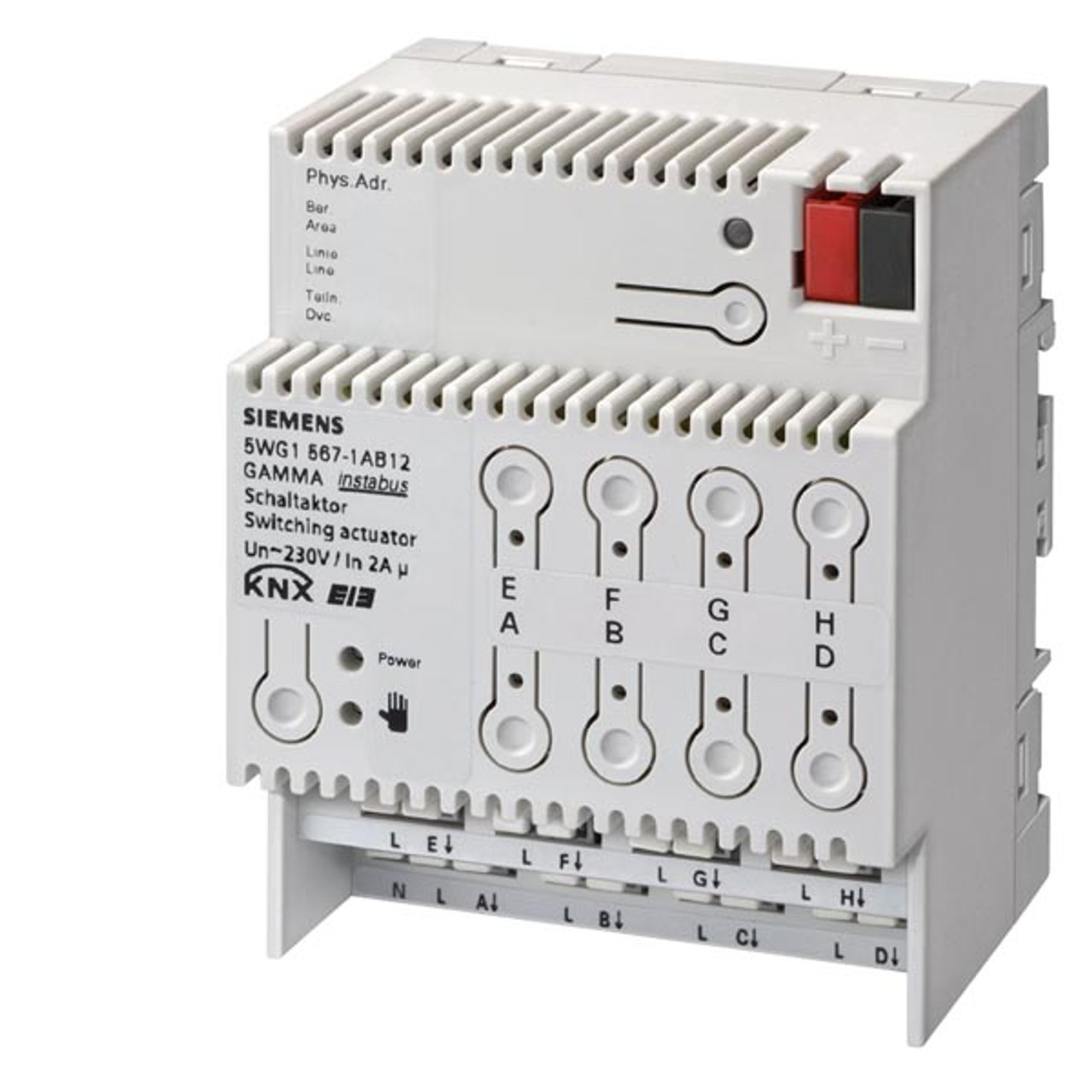 Siemens 5WG1567-1AB12