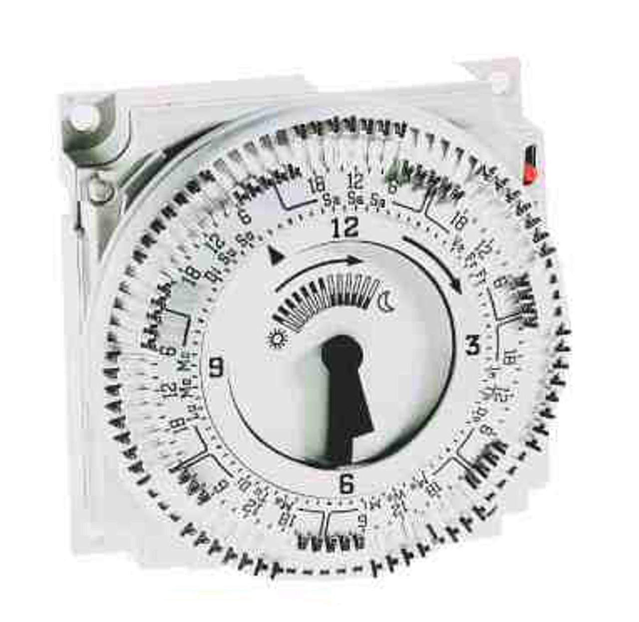Siemens AUZ3.7 analog 7-day time switch