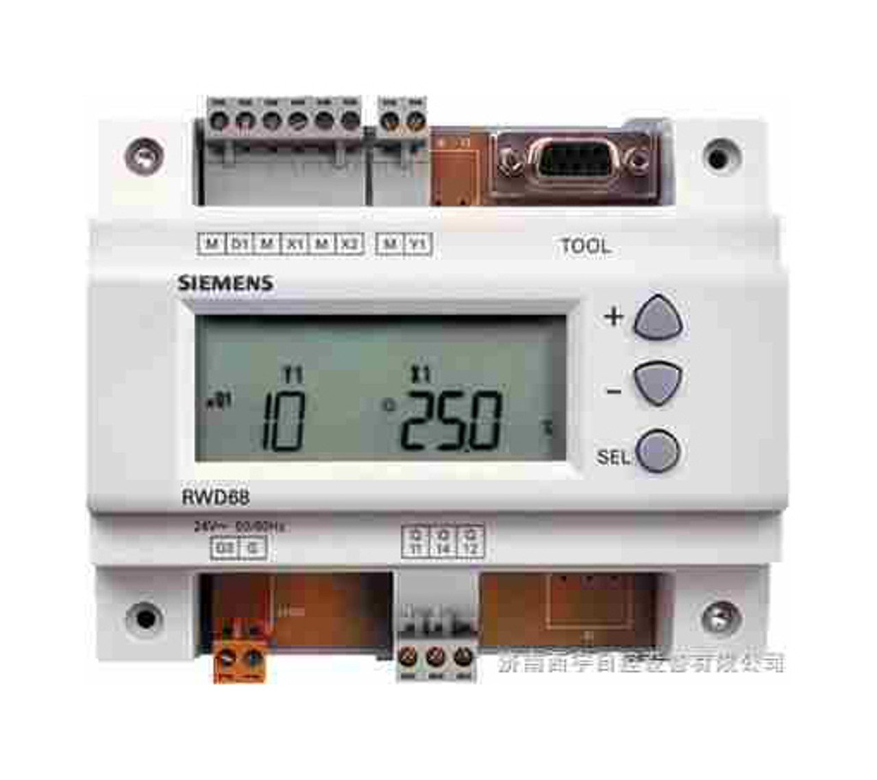 Siemens RWD68 Universal controller