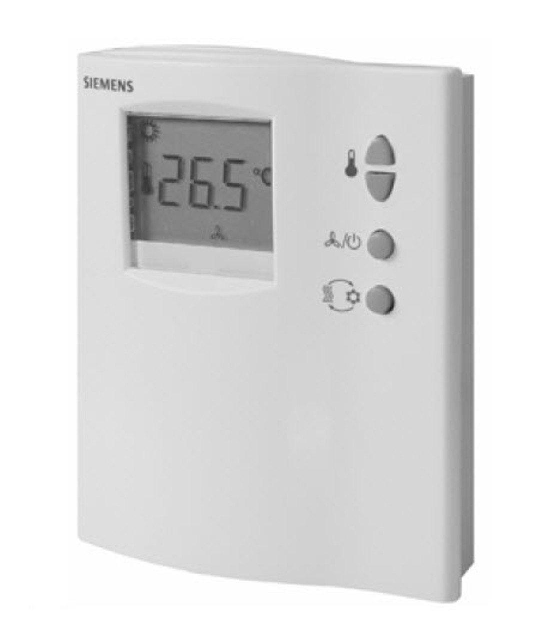 Siemens RDF110.2 Room thermostat for 2-pipe fan coils