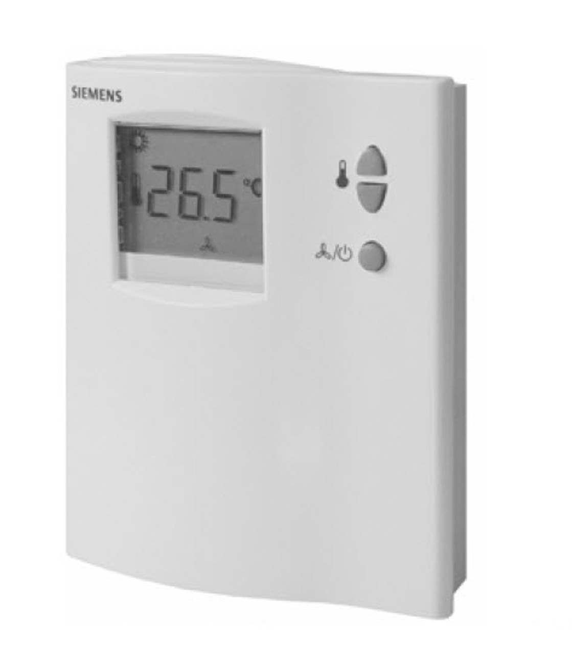 Siemens RDF110 Room thermostat for 2-pipe fan coils