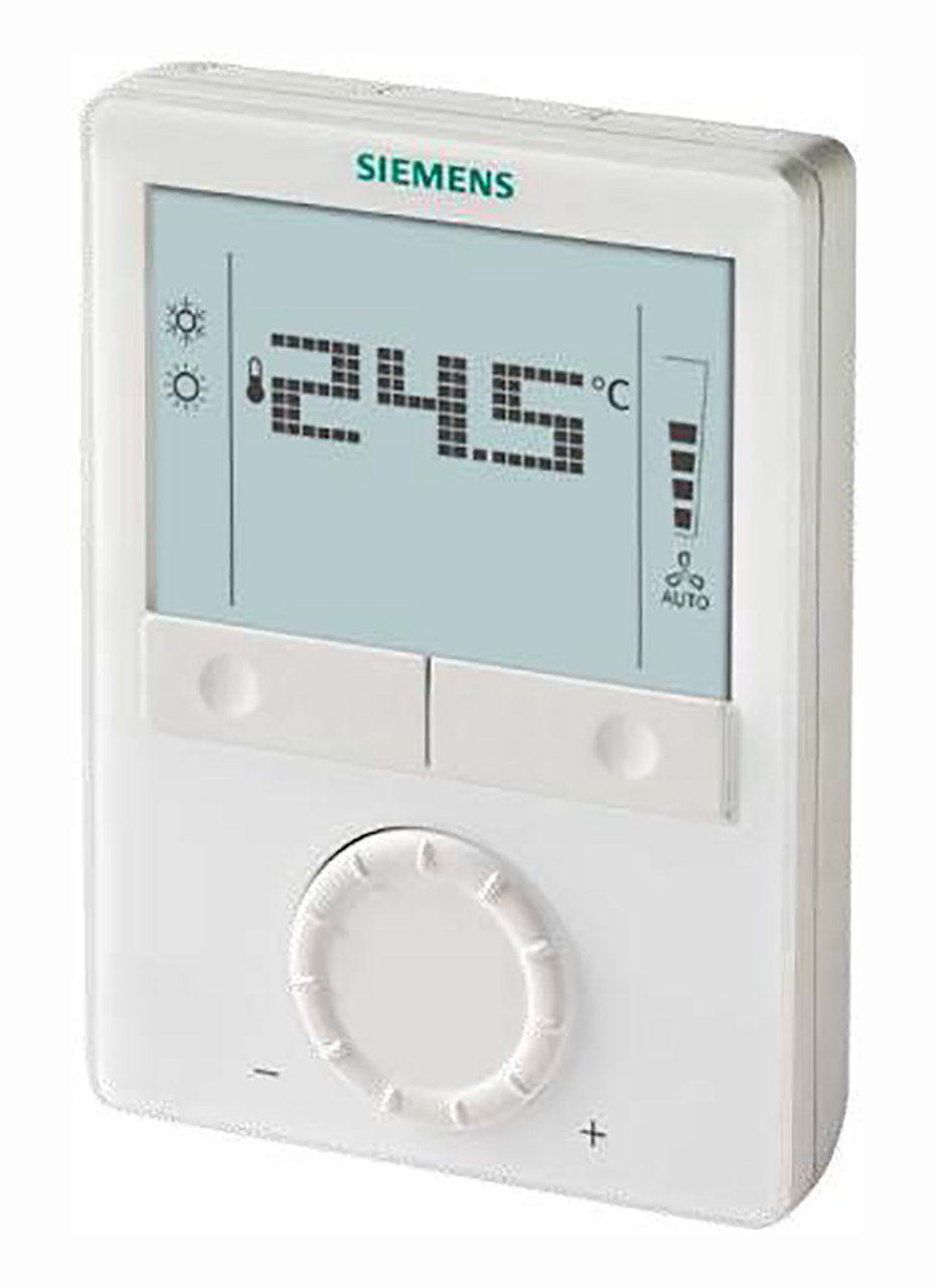 Siemens RDG100KN, S55770-T163 Room thermostat with KNX communications