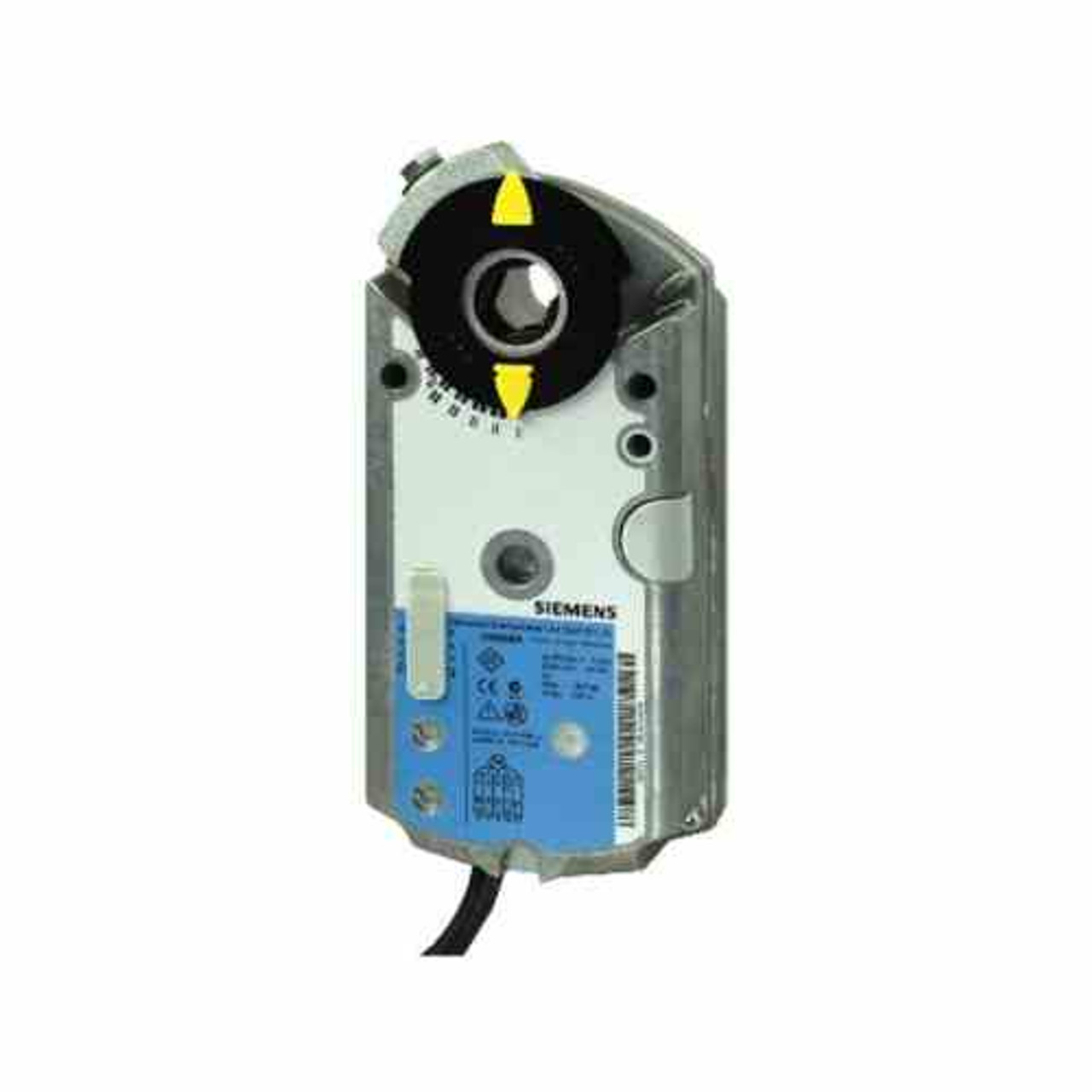 GAP191.1E rotary air damper actuator