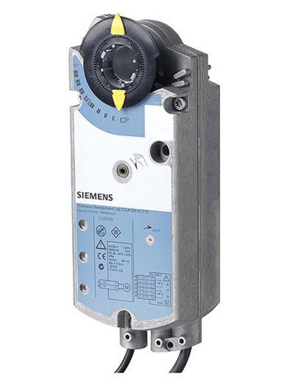 GGA326.1E/12 actuator for fire protection dampers